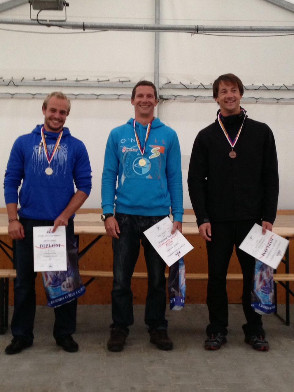 Mistři 2013 Slalom