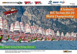 Bic Techno 293 Worlds 2016